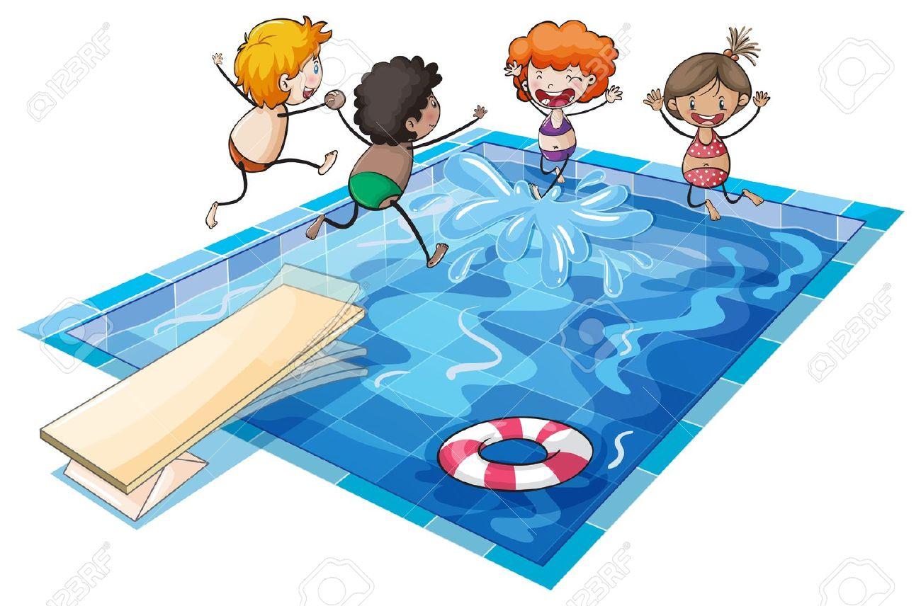 """Résultat de recherche d'images pour """"piscine clipart"""""""